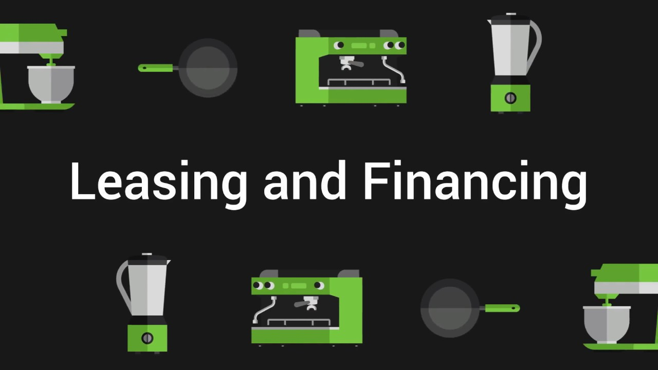 Restaurant Equipment Financing & Leasing - Econolease Financial Services