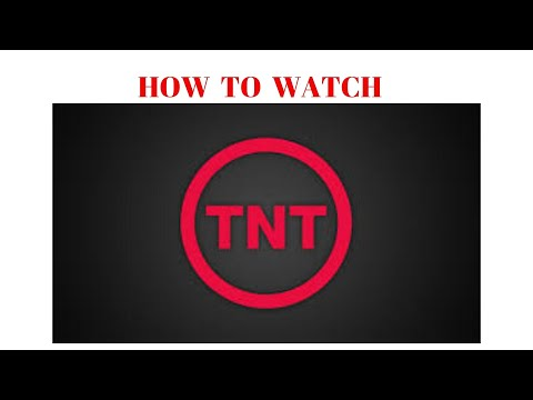 How To Watch FREE TNT Live Stream Streaming