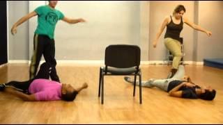Video lucha escenica para actores ejercicios grupos nov2012 download MP3, 3GP, MP4, WEBM, AVI, FLV Oktober 2018
