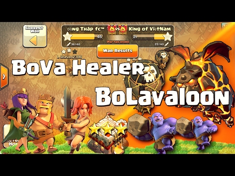 DongThap FC vs King Of VietNam || TH11 || 3 Stars War || Bolavaloon