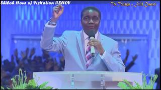 Shiloh 2017 DAY 4: Hour of Visitation , Dec 8 [Teaching #2: The Force of Thanksgiving  & Praise]