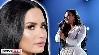 Demi Lovato Almost Didn't Return To Music After Overdose!