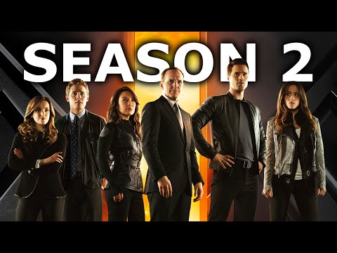 Agents of S.H.I.E.L.D. Season 2 Trailer SUBTITULADO Español (HD)