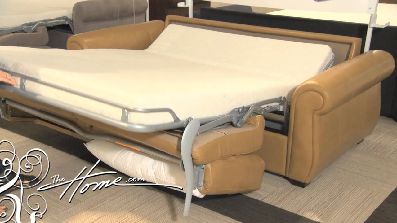 palliser furniture stylish comfortable sofabeds youtube