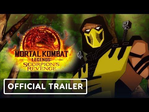 Mortal Kombat Legends: Scorpion's Revenge trailers