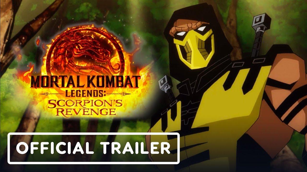 Mortal Kombat Legends: Scorpion's Revenge - Exclusive Official Trailer (2020)