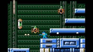NES Longplay [469] Rockman 5: Blues no Wana!?