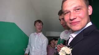 30 08 2018 Замечательная татарская свадьба Руслана и Ляйсан в Вятских Полянах. Выкуп