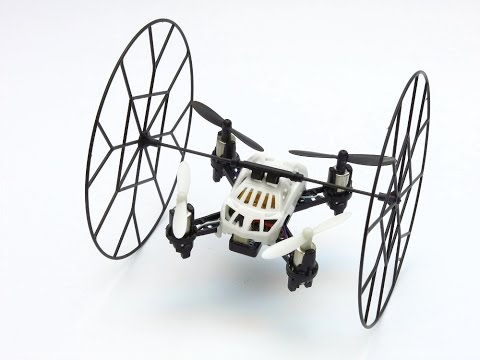 Eaсhine H1 Обзор НАНО кварокоптера - лучше чем CX10 ?