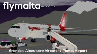 ROBLOX | FlyMalta Flight