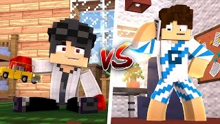 CRIANÇA VS ADOLESCENTE Ft.WiiFer0iiz ‹ Minecraft Machinima ›