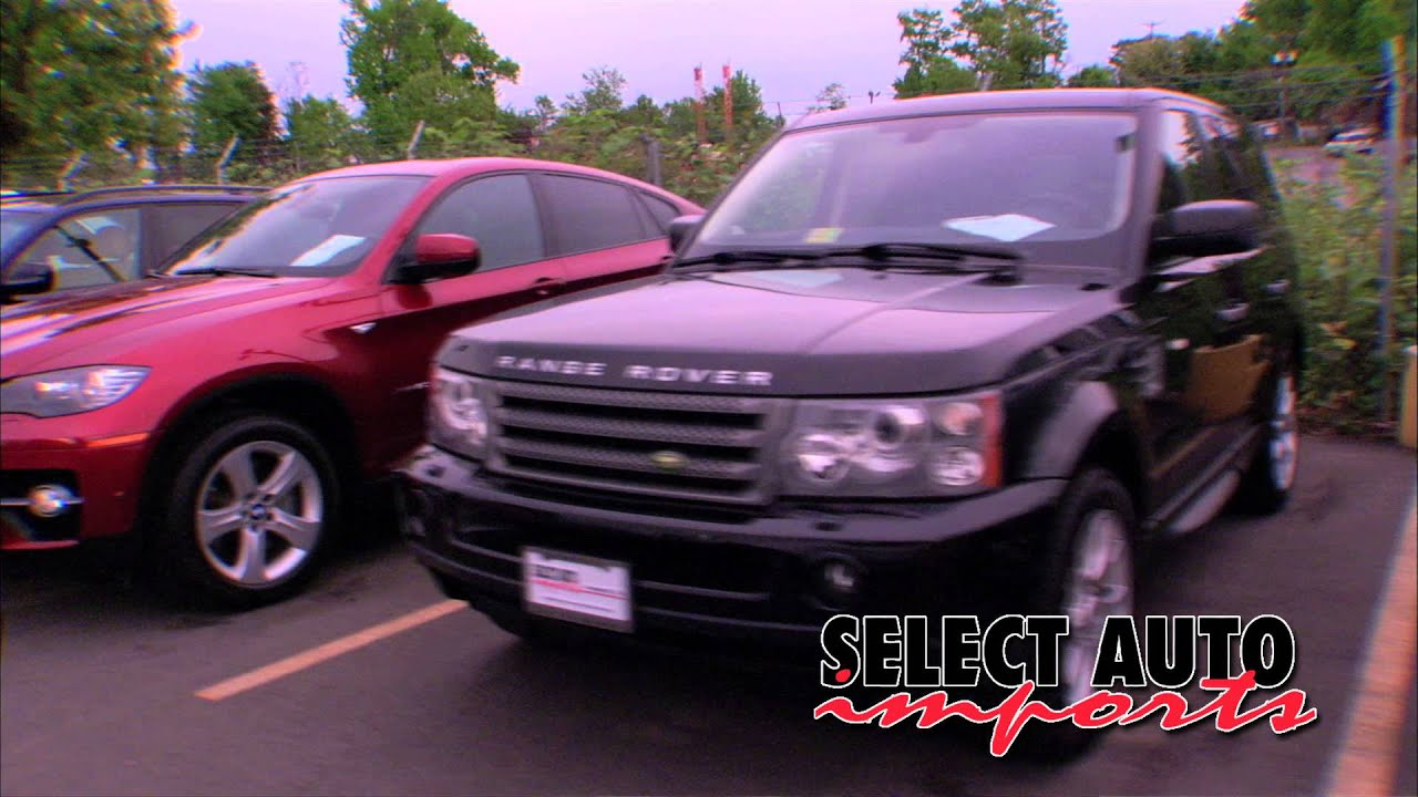Drive Luxury For Less Select Auto Imports