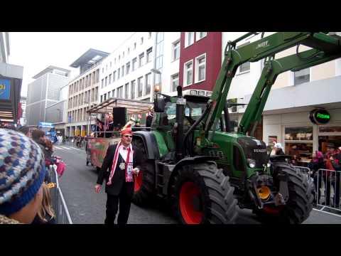 Carneval in Osnabrück / Germany 2013