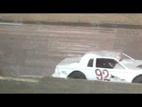 Ark La Tex Speedway heat race 2 Factory stock 9/26/15