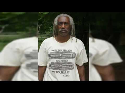 The Last Black Man Standing   Dr  Kamau Kambon on George Jackson Radio