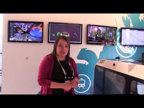 NXP Semiconductors Demonstration of Its Autonomous Vehicle Platform
