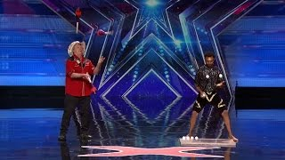 America's Got Talent 2015 S10E05 Daniel & Syum The Worst Juggling Act Ever Will Make You Laugh