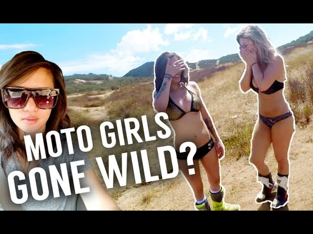 Motocross Girls Gone Wild?!?! (Sexy Bikini Edition)