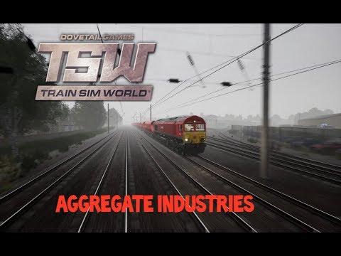 Train Sim World #1 | Aggregate Industries