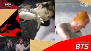 "[181212] BTS ""'Favorite Dance Artist Male"" MAMA in Japan 2018!!"