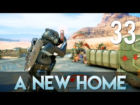 [33] A New Home (Let's Play Mass Effect Andromeda PC w/ GaLm)
