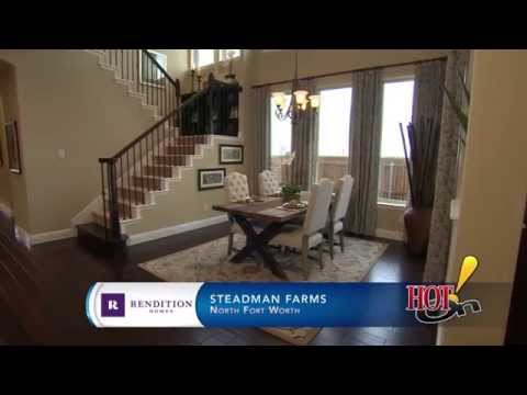Steadman Farms in Fort Worth, TX - Rendition Homes