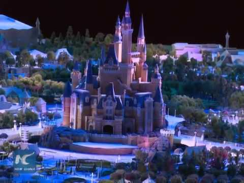 Shanghai Disney Resort - Television Overview