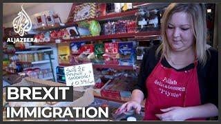 UK gov't says migrants must be highly skilled, speak English