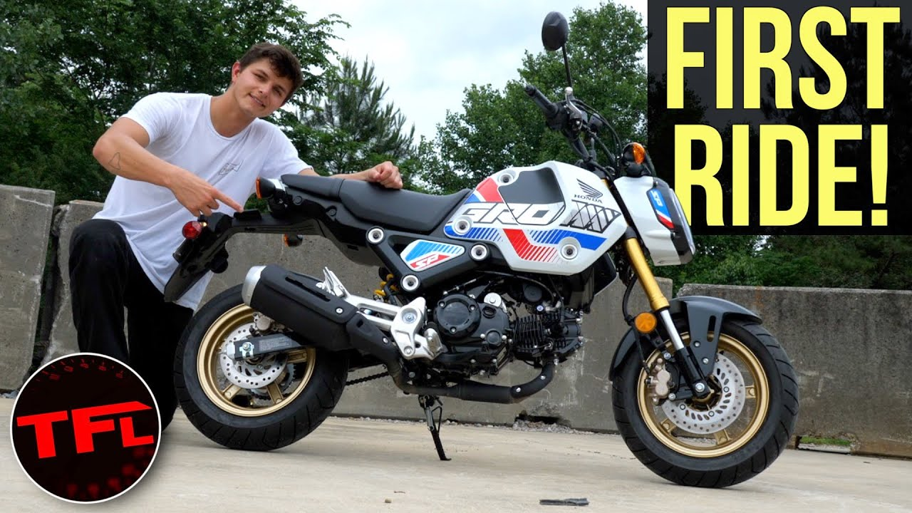 Download Is The 2022 Honda Grom The Most Fun You Can Have On Two Wheels? Let's Find Out!