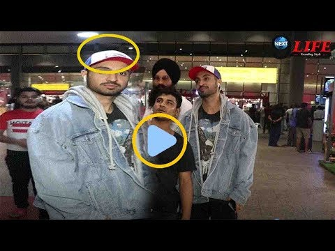 Soorma:  Diljit Dosanjh Spotted Without Turban At Mumbai Airport