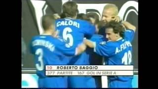 ロベルトバッジョ サッカー史上最高のゴール
