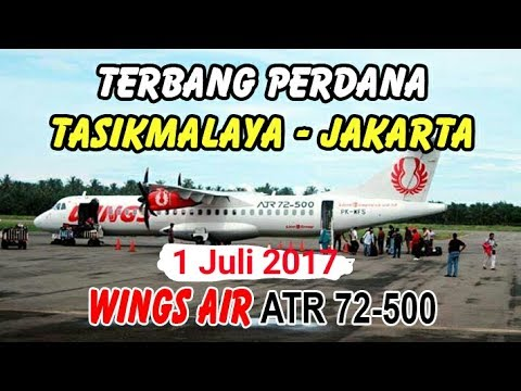 Wings Air Take Off Tasikmalaya (Lanud Wiriadinata), terbaru.