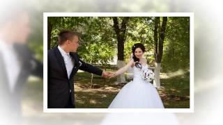 Красивая свадьба Евгения и Оксаны 2014