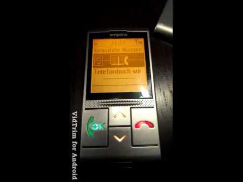 Unlock emporia V170 failed