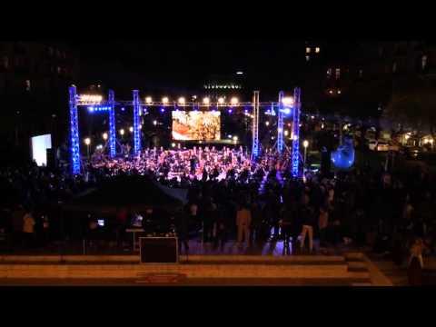 Симфонический оркестр - Арцах (Ереван, каскад)