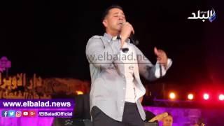 مدحت صالح يحيى حفلا ناجحا فى محكى القلعة.. فيديو وصور