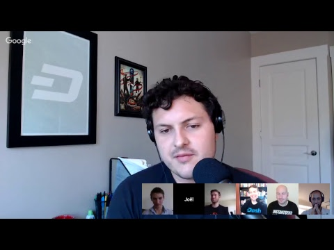 Dash Podcast 66 - Feat. George Donnelly Dash Colombia & Jeff, Yuri & Chuck from Dash Nexus