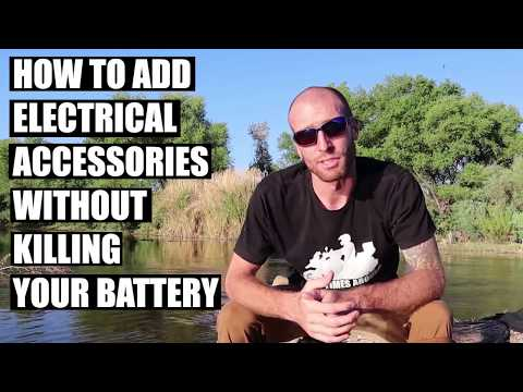 how to add electrical power