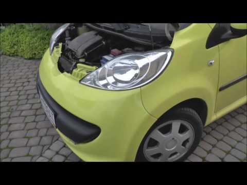 How to remove front bumper - Aygo, Peugeot 107, Citroen C1 - zderzak