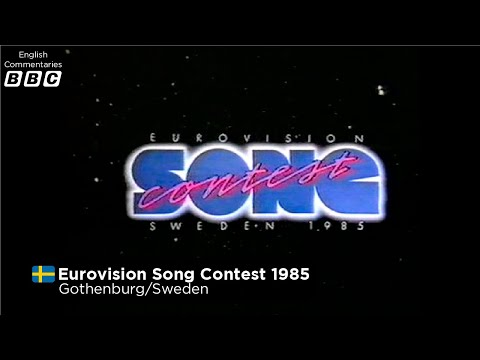 Eurovision Song Contest 1985 (English Commentaries)