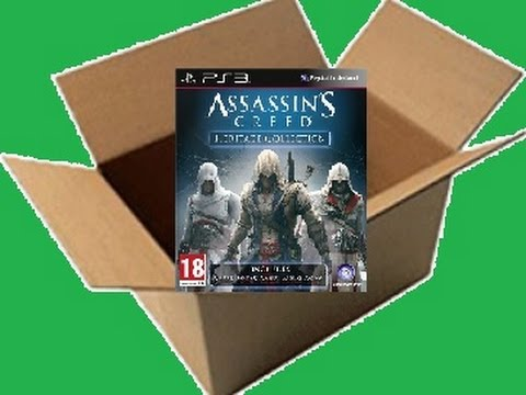 Assassin Creed: Heritage Collection (Unboxing/Breakdown)
