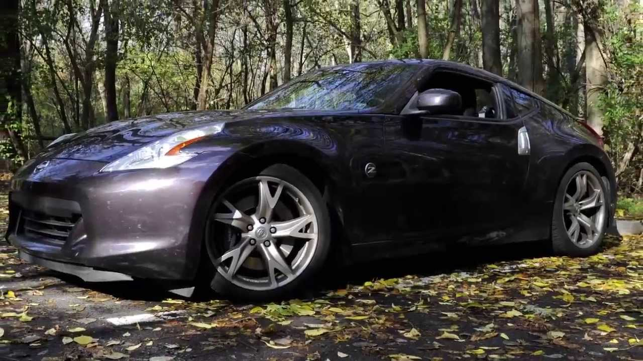 Regular Car Reviews: 2010 Nissan 370Z - YouTube