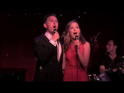 Daniel Reichard and Laura Osnes--People Will Say We're In Love