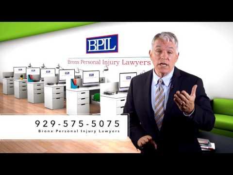 Bronx Personal Injury Lawyers | Bronx Car Accident Lawyers | Bronx Injury Lawyers