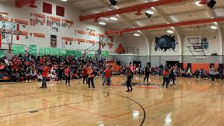 Washougal High School Staff Flash Mob Homecoming 2018