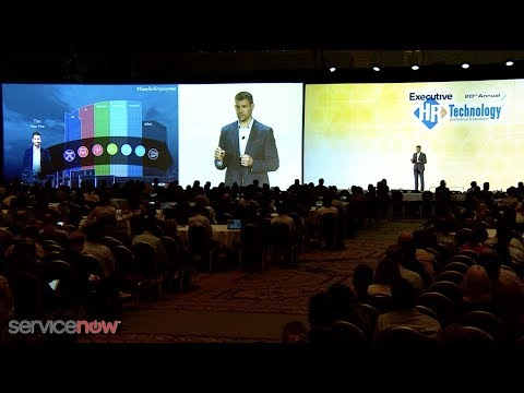 ServiceNow featured as one of the Awesome New HR Technologies at HR Tech 2017