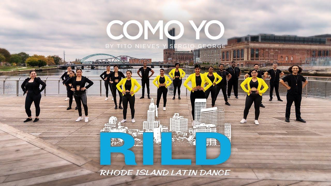 Rhode Island Latin Dance 2020 Project - Como Yo by Tito Nieves
