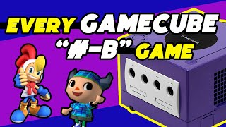 GameCube Library | (PART ONE) Looking at (#-B) First 61 Games