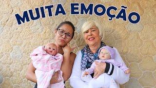 MATERNIDADE REBORN - TROCA DE BEBÊS part.3 FINAL - JULIANA BALTAR thumbnail