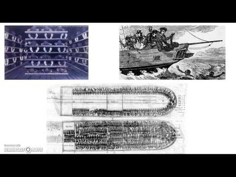 The Middle Passage and the Triangular Trade